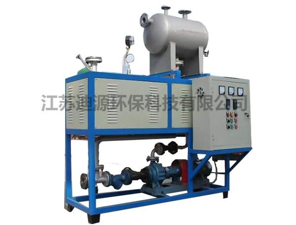 立式导热油电加热器