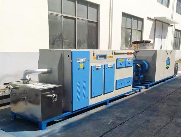 广西真空煅烧炉(废水-VoCs)后处理设备